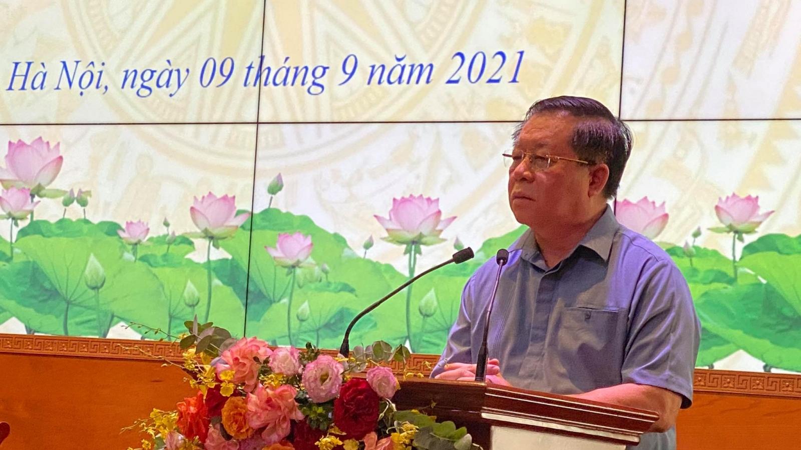 Trưởng Ban Tuyên giáo Trung ương: Văn hóa là nguồn lực nội sinh quan trọng của phát triển