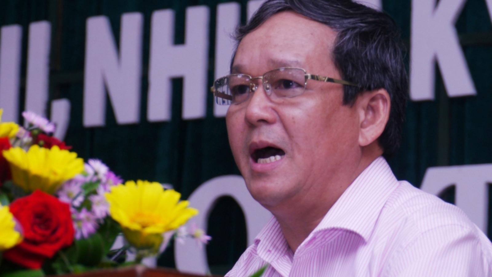 Đi chơi golf trong giãn cách, Phó Cục trưởng Cục thuế tỉnh Bình Định bị miễn nhiệm