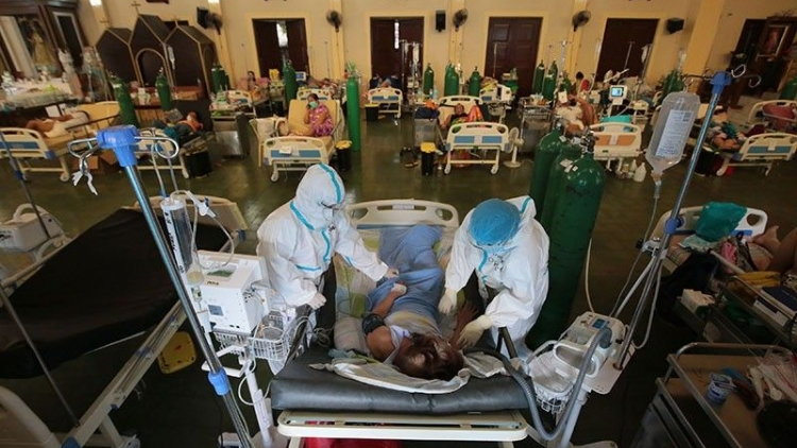 Philippines sẽ tăng mục tiêu tiêm chủng lên 90% do biến thể mới
