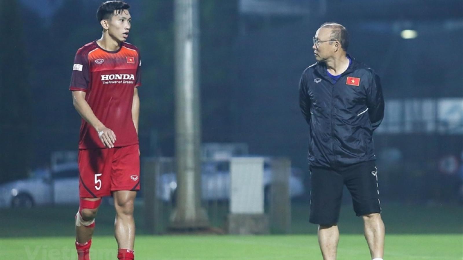 Van Hau to miss World Cup qualifiers due to injury