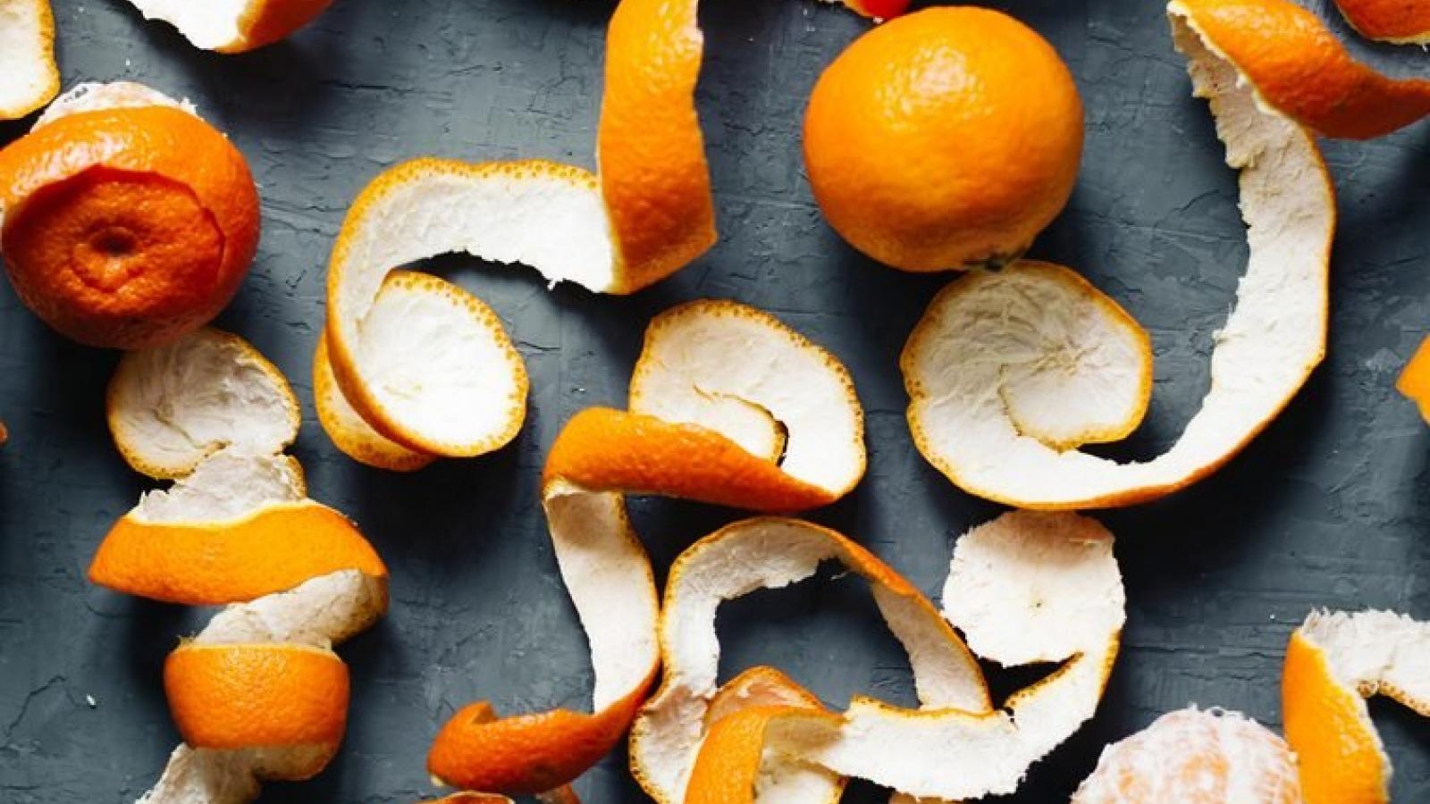 Những loại rau củ quả bạn nên hoặc không nên gọt vỏ