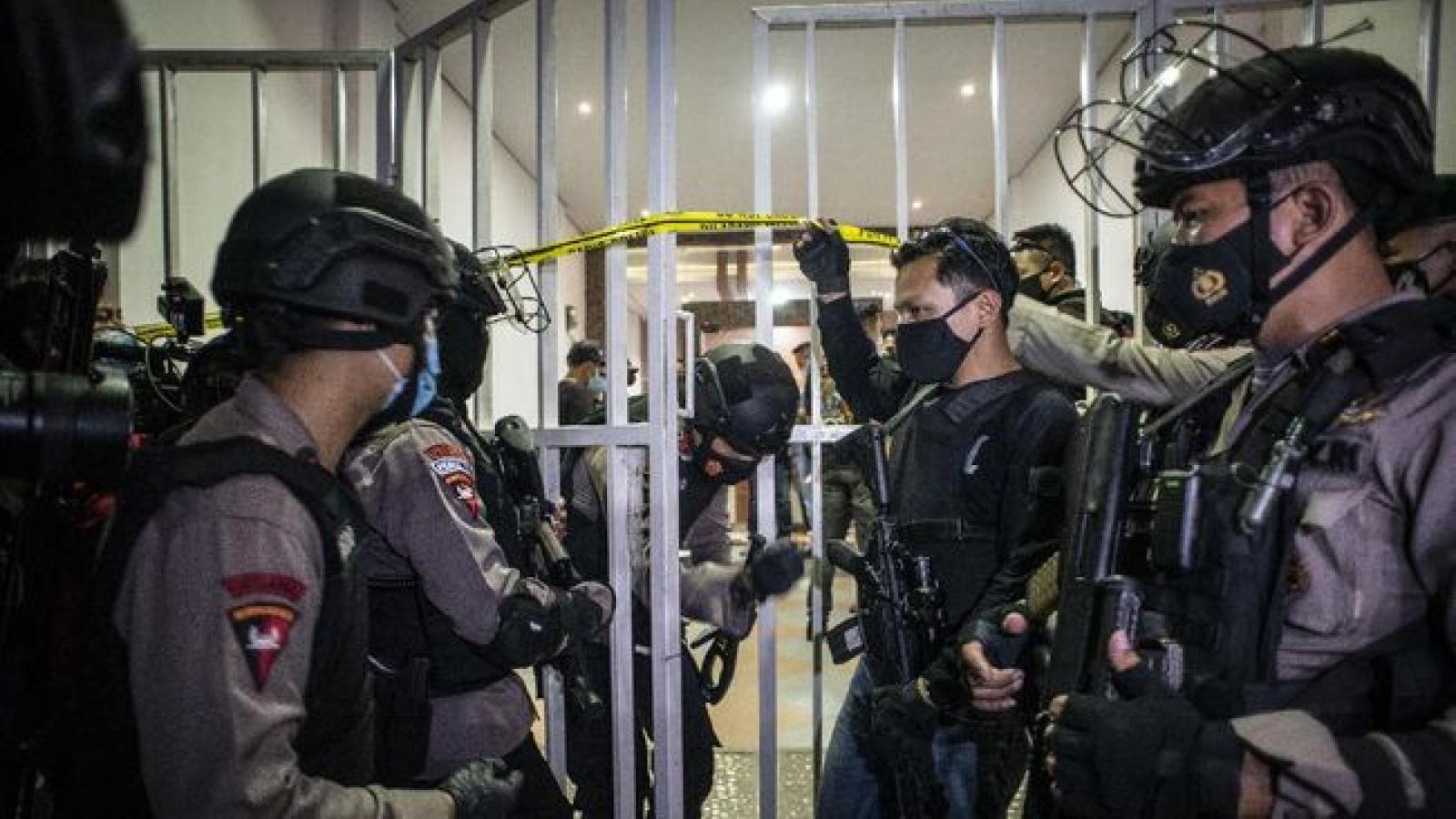 Indonesia tăng cường chống khủng bố sau cảnh báo của Nhật Bản