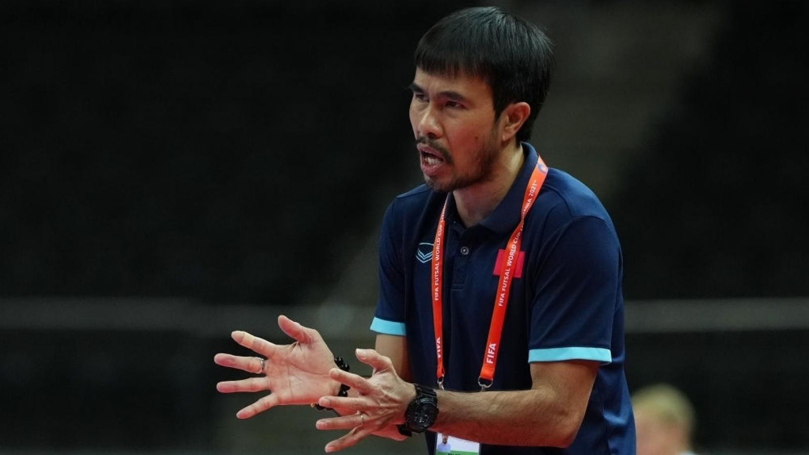 ĐT Futsal Việt Nam gây ấn tượng mạnh, HLV Phạm Minh Giang ước một điều