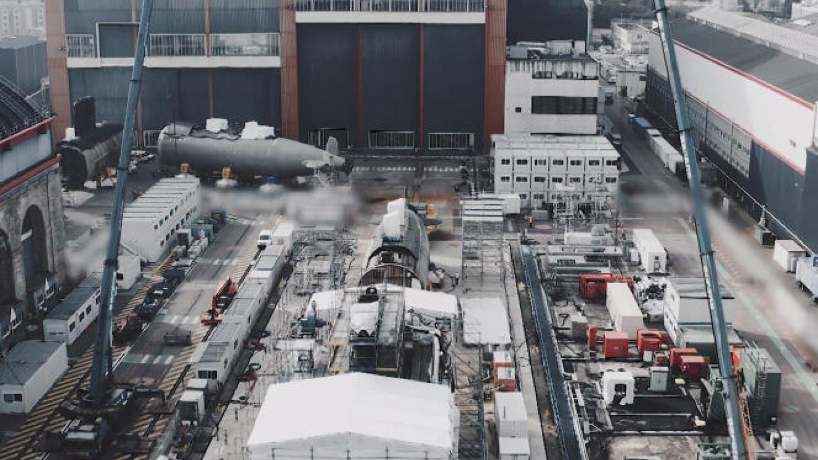 Pháp vận động EU trừng phạt Australia vì vụ phá bỏ hợp đồng tàu ngầm