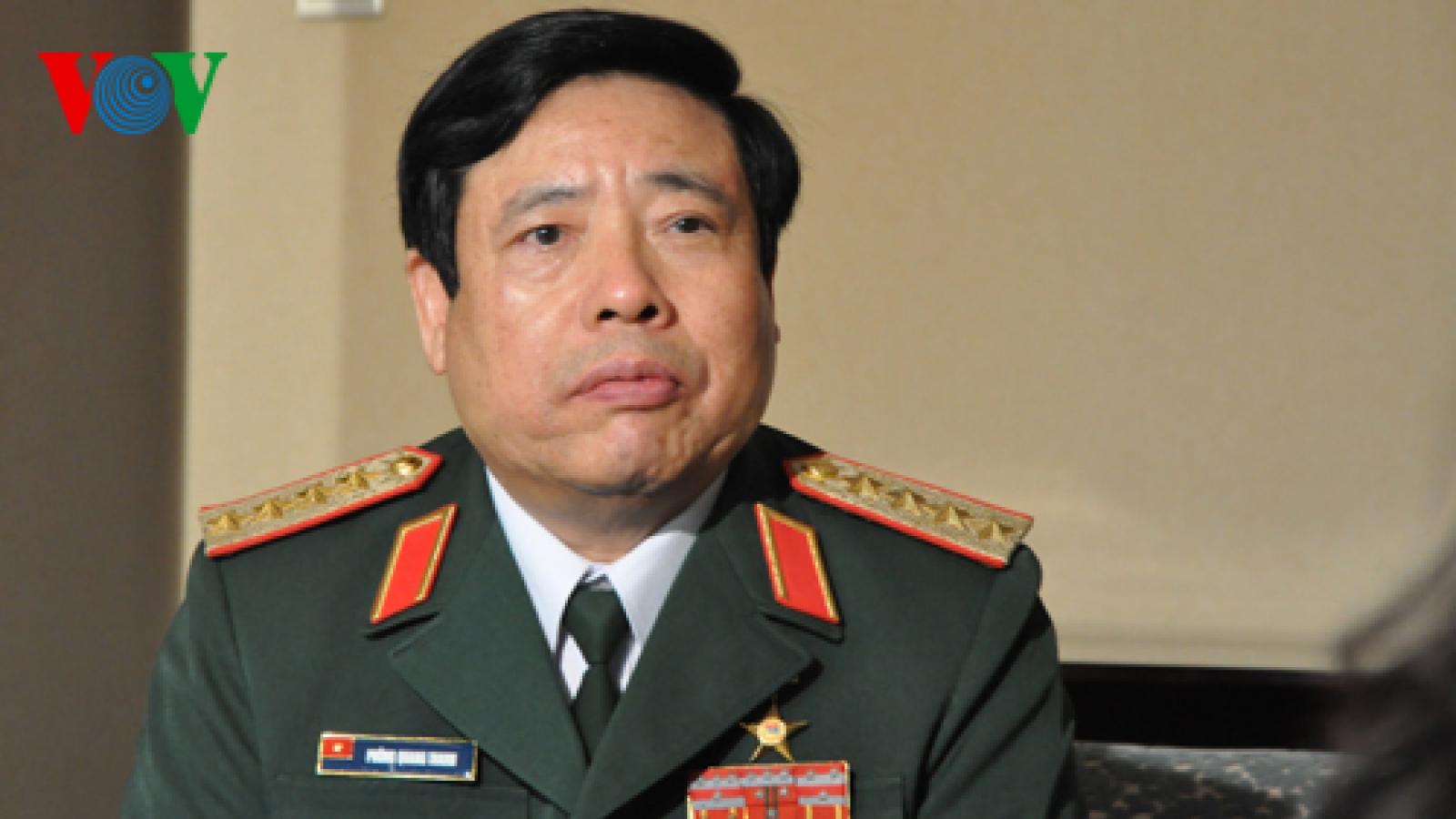 Đại tướng Phùng Quang Thanh và cơ chế ADMM+ lần đầu tiên được tổ chức ở Việt Nam
