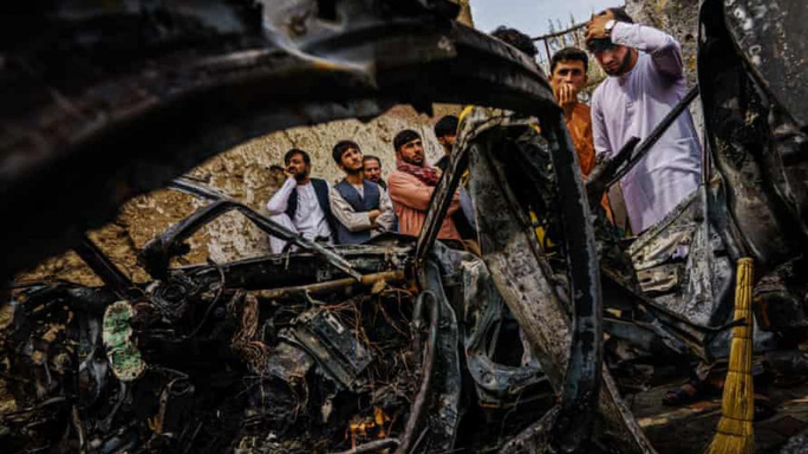 Mỹ cam kết tiếp tục điều tra toàn diện về vụ không kích nhầm ở Afghanistan
