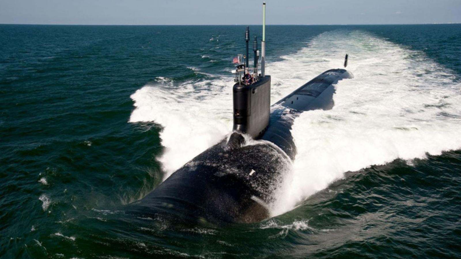Châu Âu đồng loạt lên tiếng về thương vụ tàu ngầm giữa Pháp và Australia đổ bể