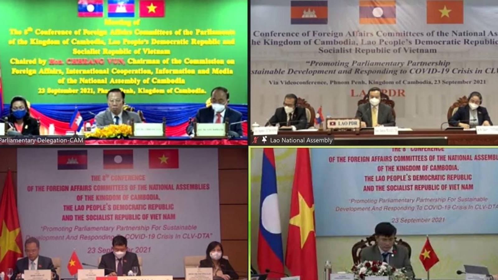 Cần chiến lược đột phá trong Khu vực tam giác phát triển Campuchia - Lào - Việt Nam