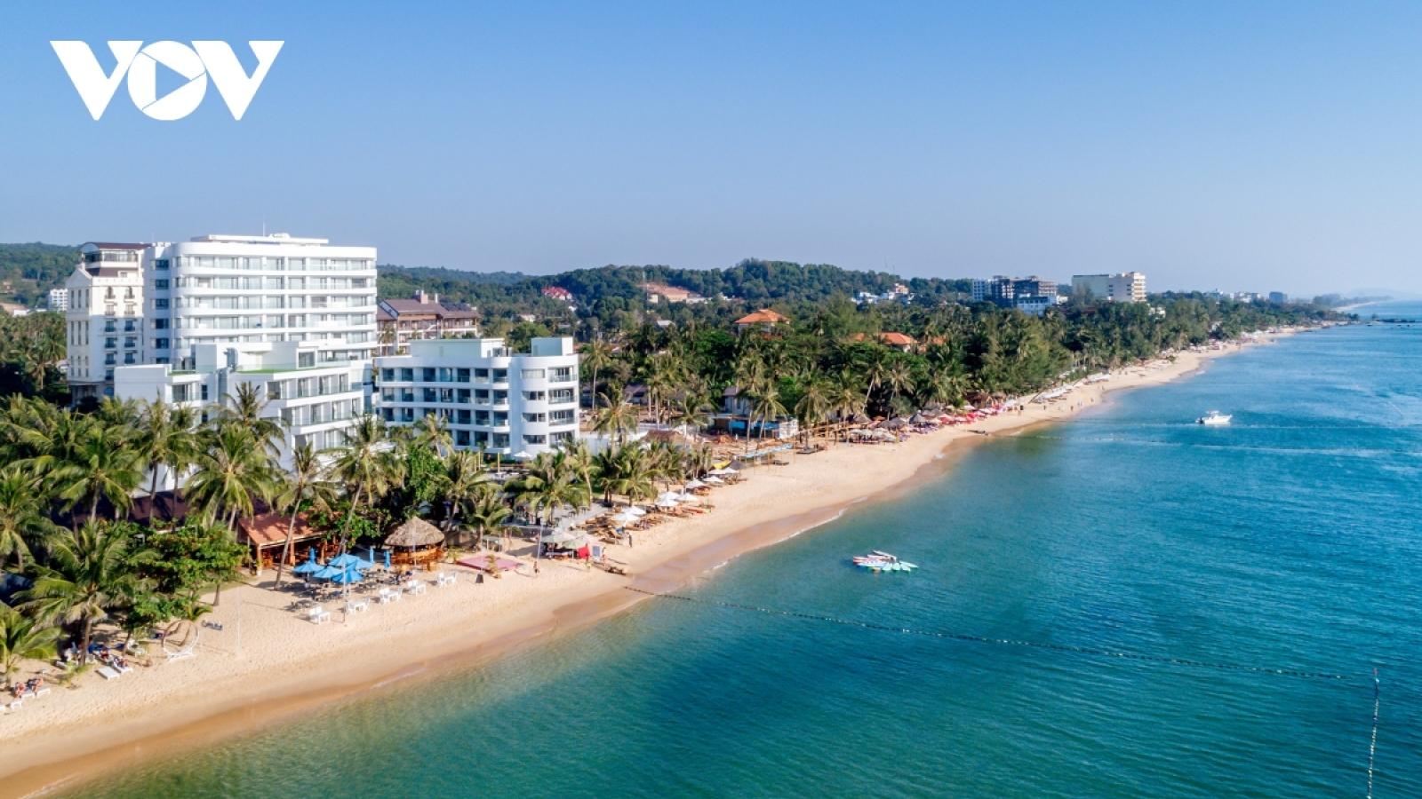 Phu Quoc resort paradise prepared to receive vaccinated visitors