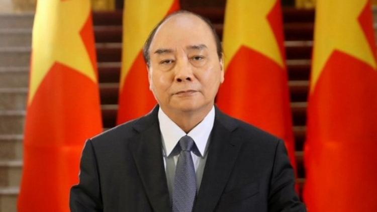 President Phuc proposes solutions to provide vaccines for developing countries