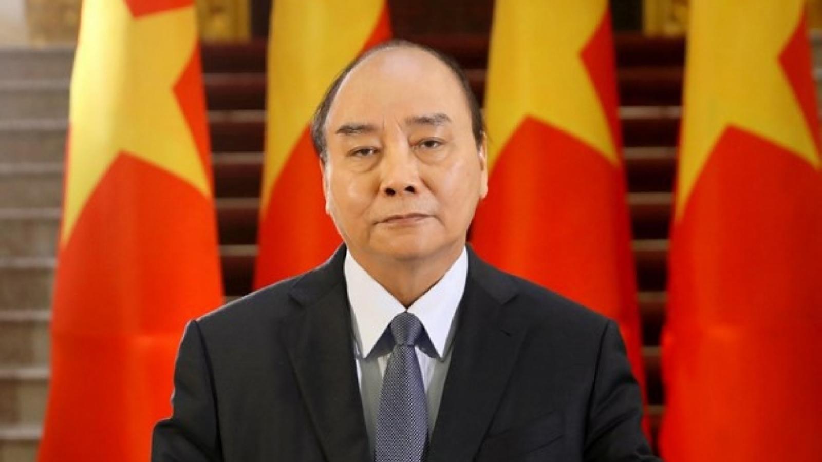 """Chủ tịch nước: """"Gia tài"""" lớn nhất của chính quyền là niềm tin của nhân dân"""