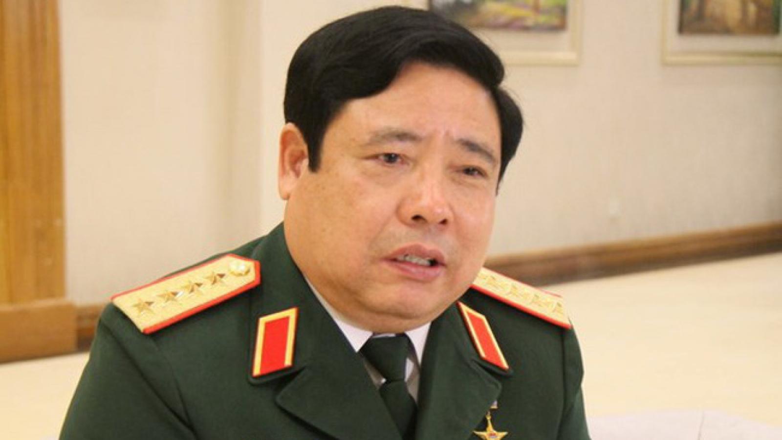 Tóm tắt tiểu sử Đại tướng Phùng Quang Thanh