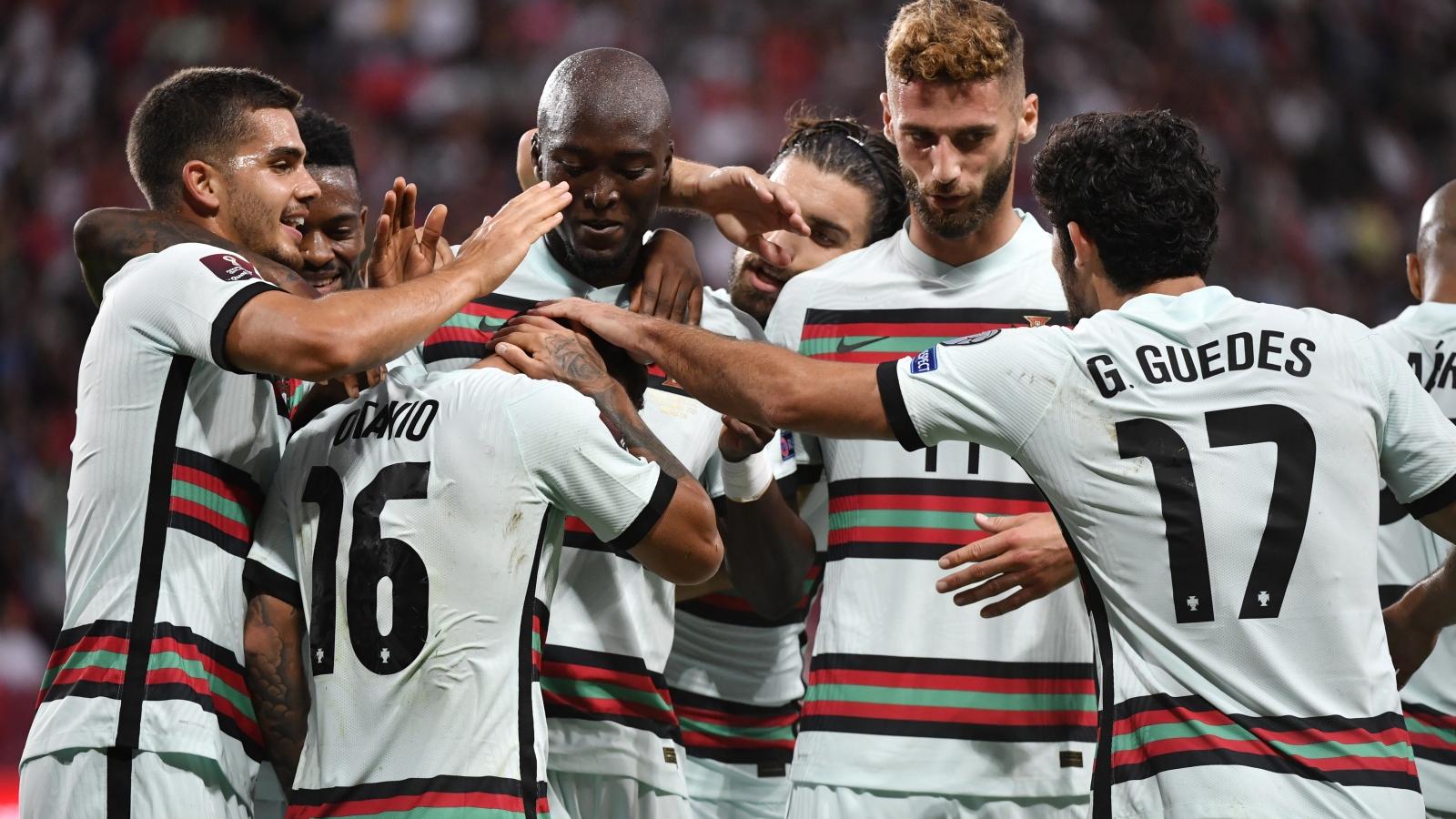 Không có Ronaldo, Bồ Đào Nha vẫn thắng dễ đội chủ nhà World Cup 2022