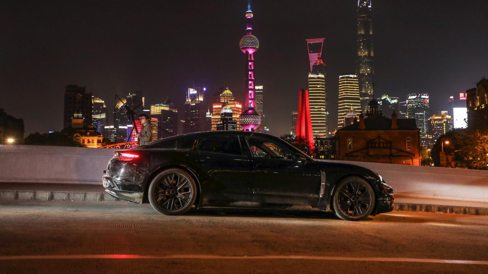 Porsche thành lập cơ sở nghiên cứu và phát triển tại Trung Quốc