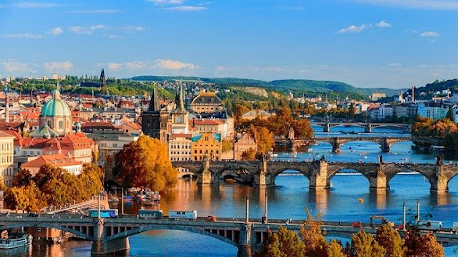 Tạp chí Time Out bình chọn Prahalà thành phố đẹp nhất thếgiới năm 2021
