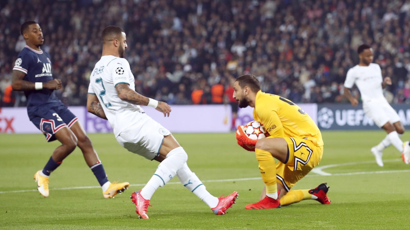 TRỰC TIẾP PSG 0-0 Man City: Trận đấu bắt đầu