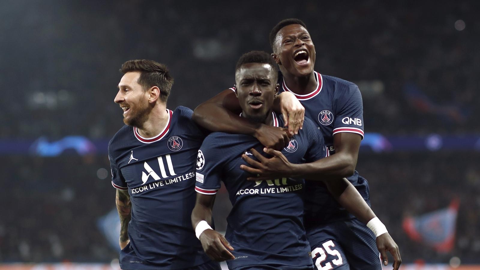 TRỰC TIẾP PSG 1-0 Man City: Hiệp 2 bắt đầu