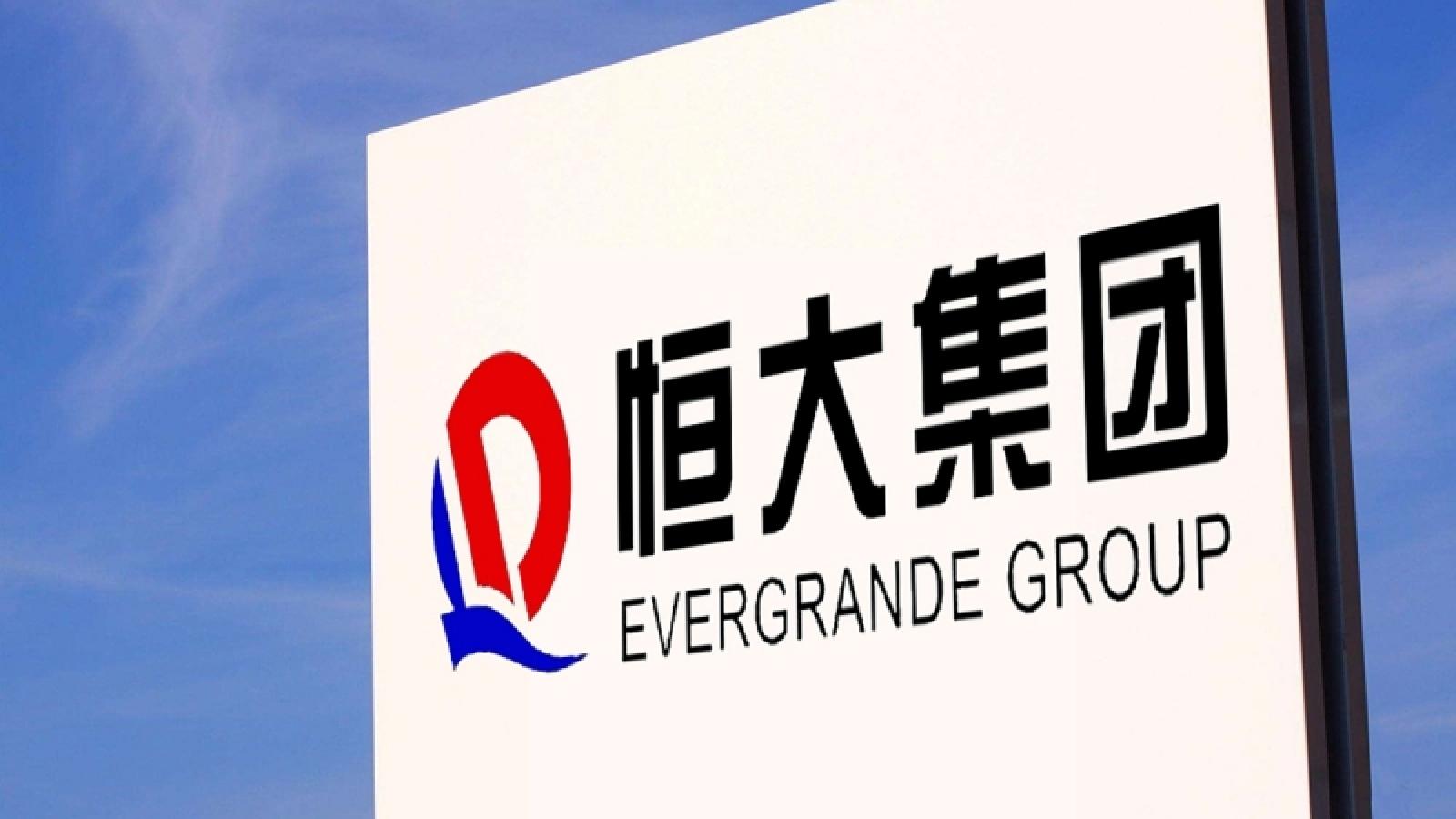 """""""Quả bom nợ"""" Evergrande – phần nổi của tảng băng bất động sản ở Trung Quốc"""