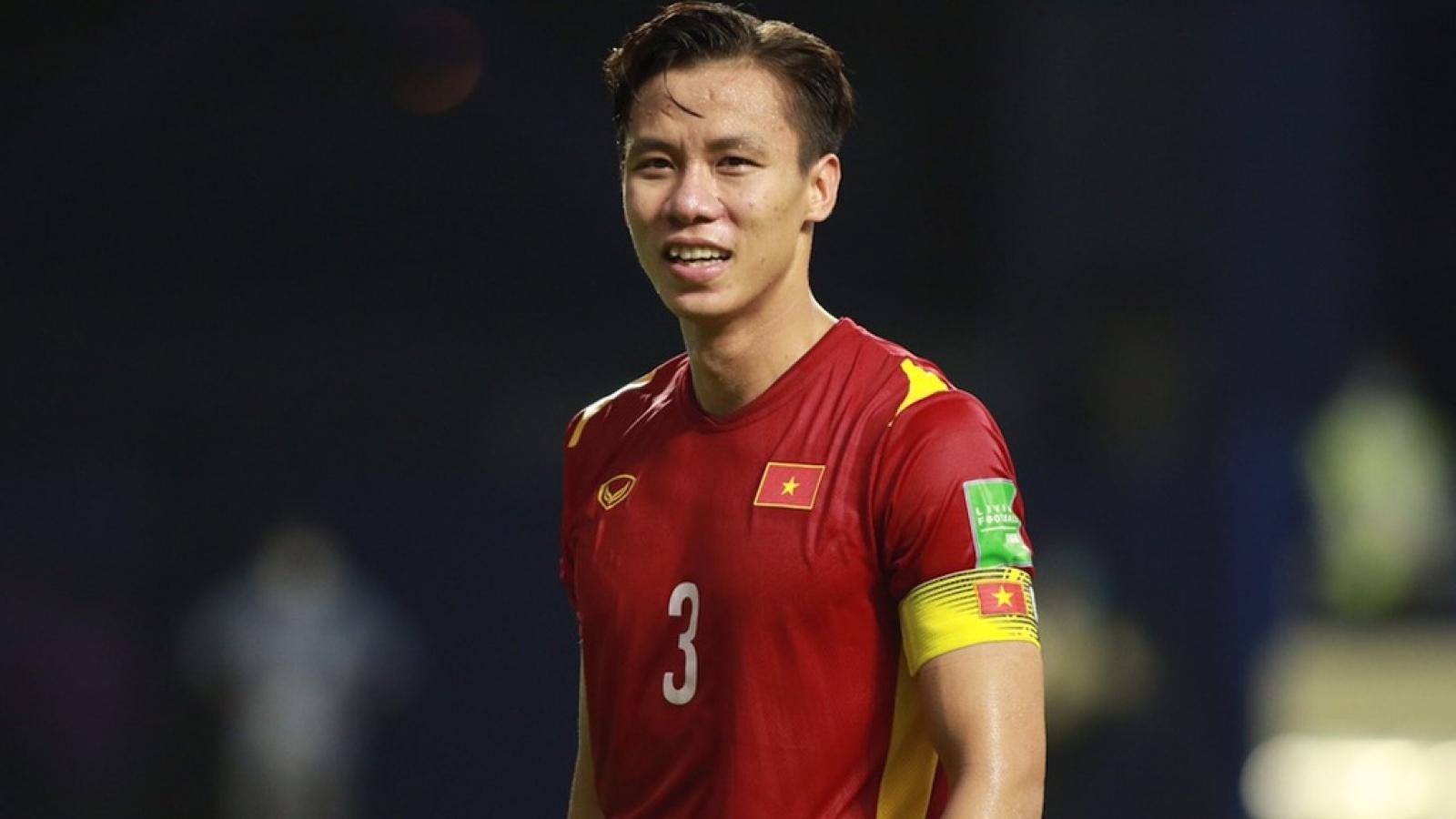 """Quế Ngọc Hải: """"ĐT Việt Nam đã chơi hết mình trước Australia"""""""