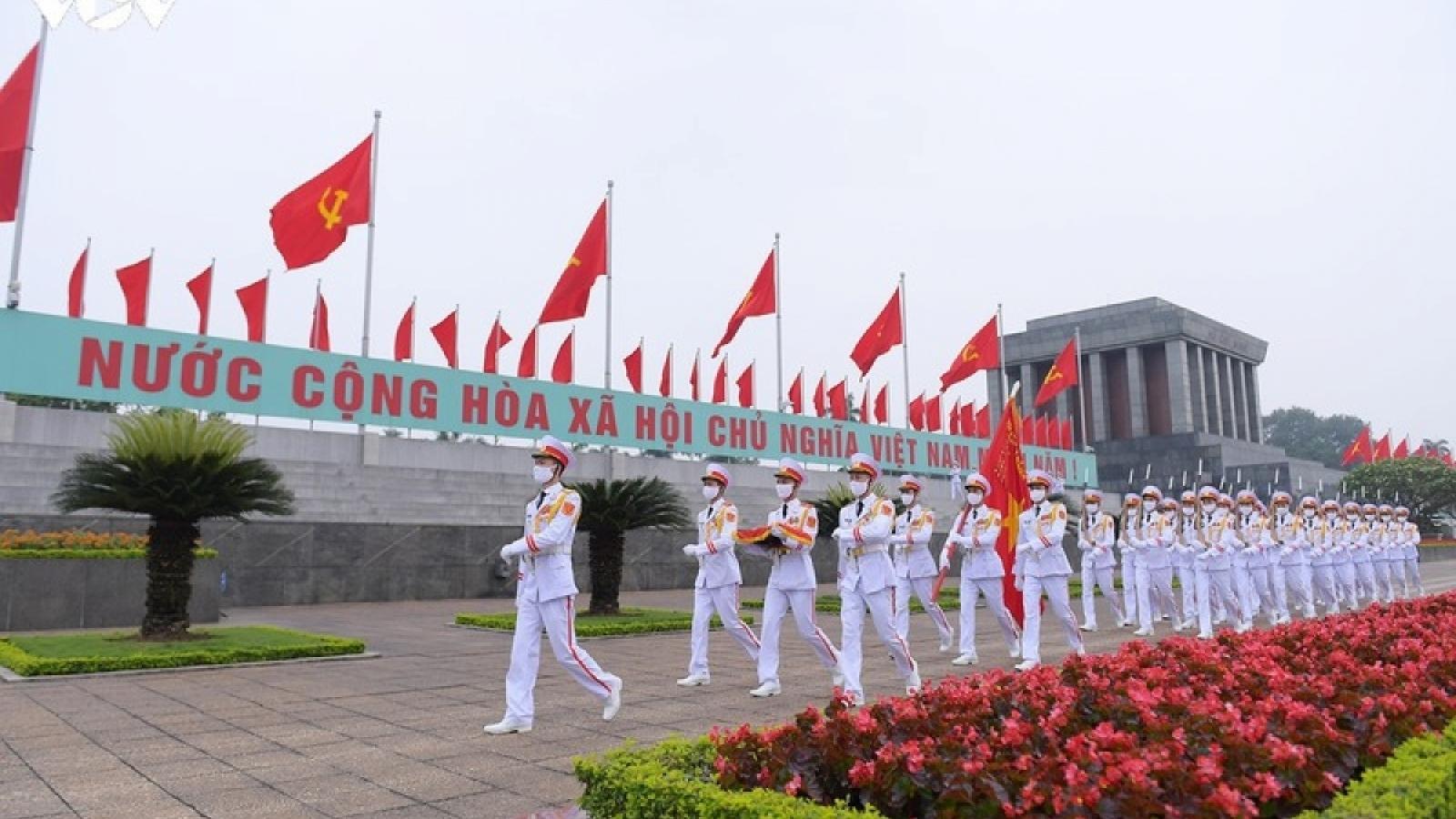 Lãnh đạo Nghị viện các nước gửi điện mừng Quốc khánh Việt Nam