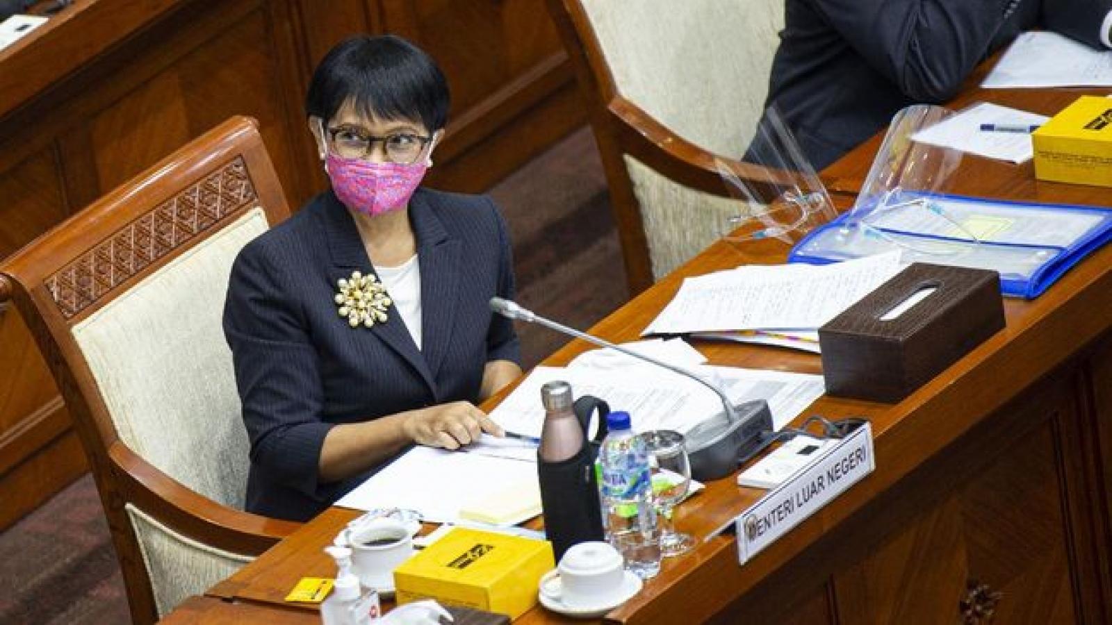 Indonesia hối thúc Myanmar cung cấp quyền tiếp cận cho Đặc phái viên ASEAN