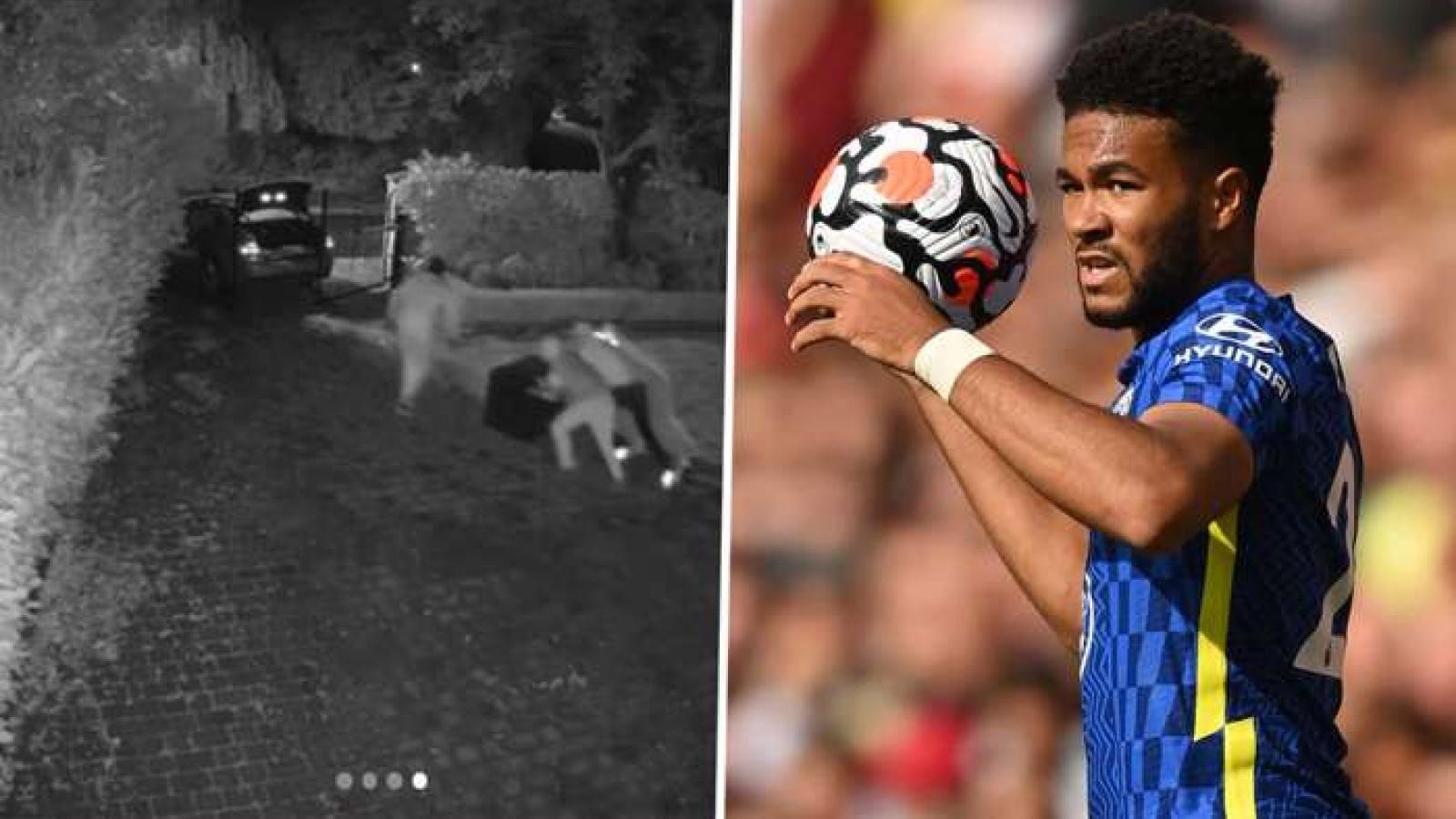 Hậu vệ Chelsea bị kẻ xấu đột nhập nhà, trộm mất huy chương danh giá