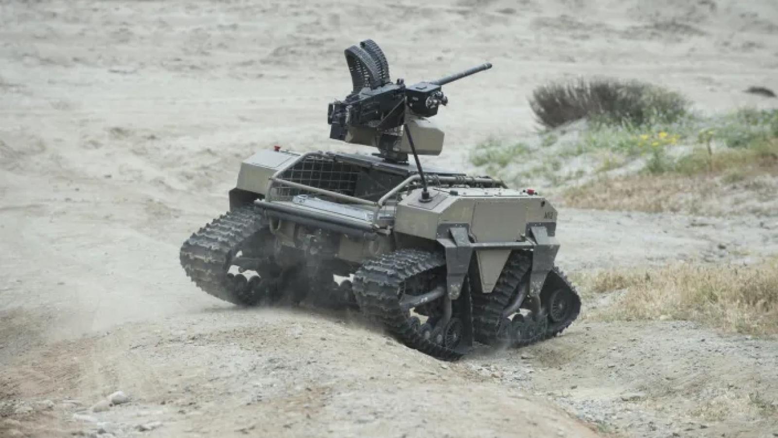 Robot sát thủ gây ra mối đe dọa với thế giới còn lớn hơn cả vũ khí hạt nhân