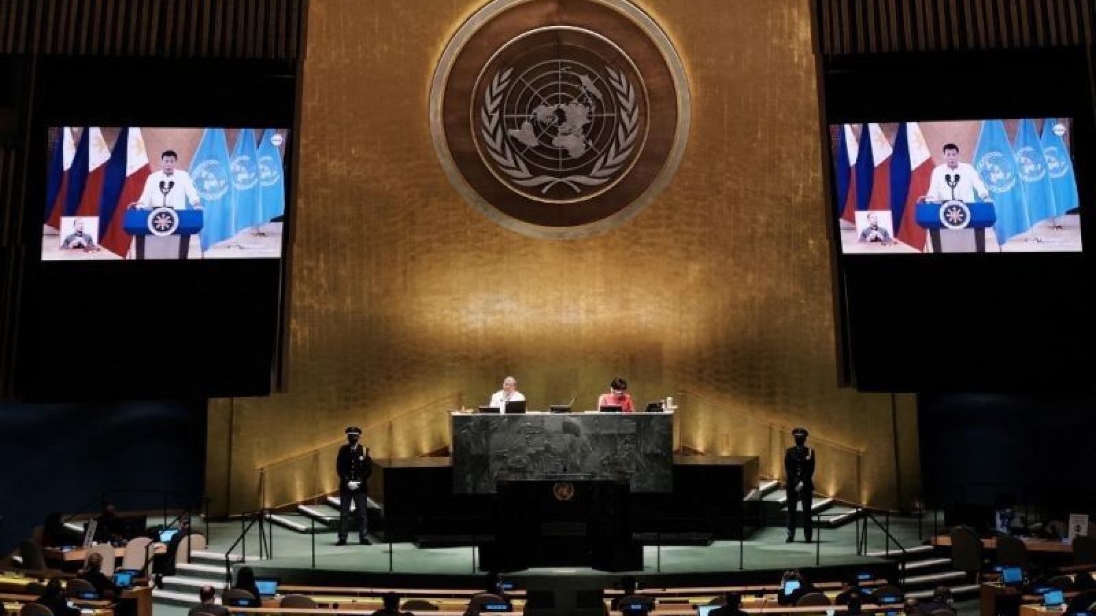 Tổng thống Philippines: Phán quyết Tòa trọng tài là công bằng và có lợi cho tất cả