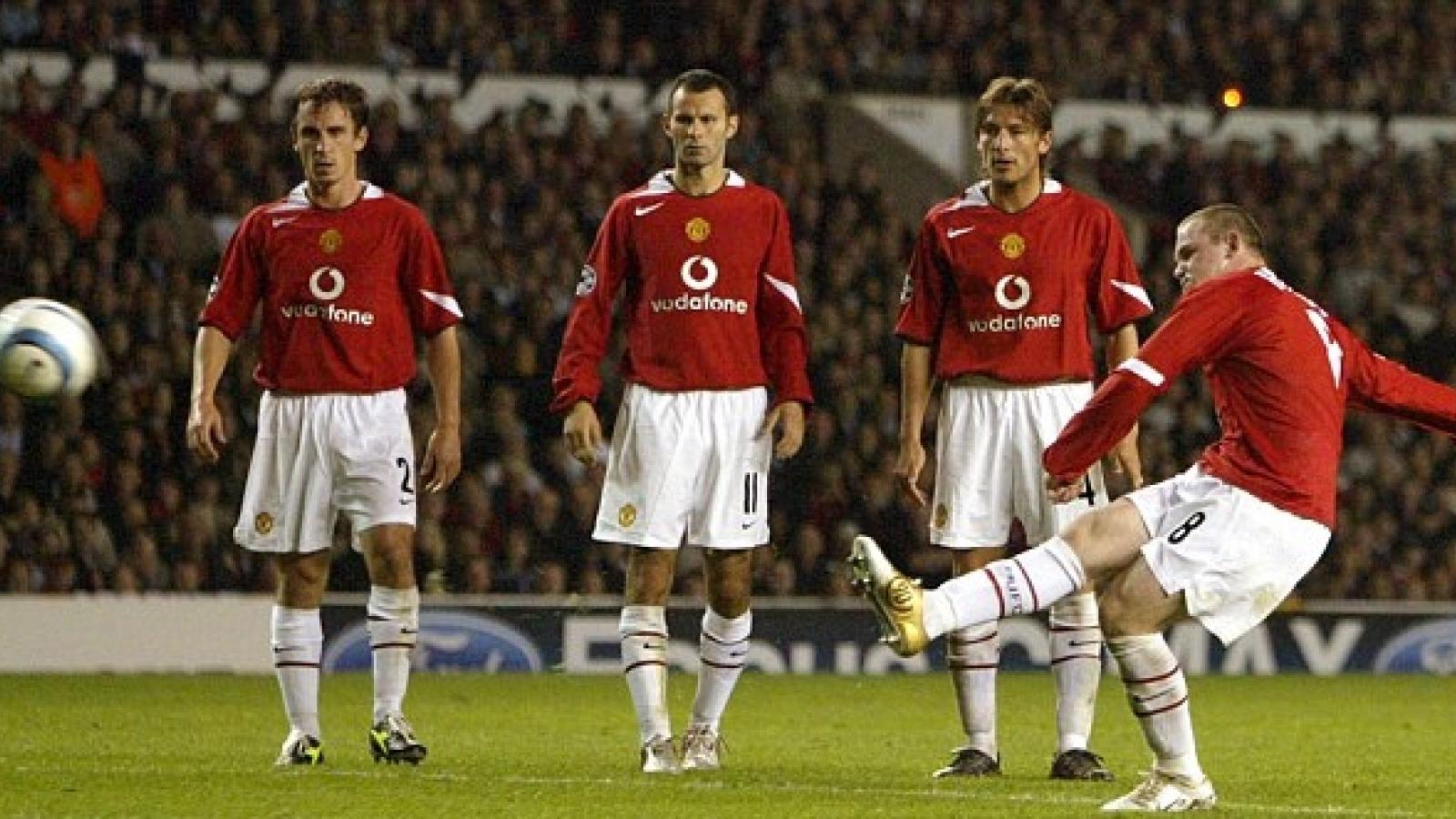 Ngày này năm xưa: Wayne Rooney ra mắt hoàn hảo trong màu áo MU
