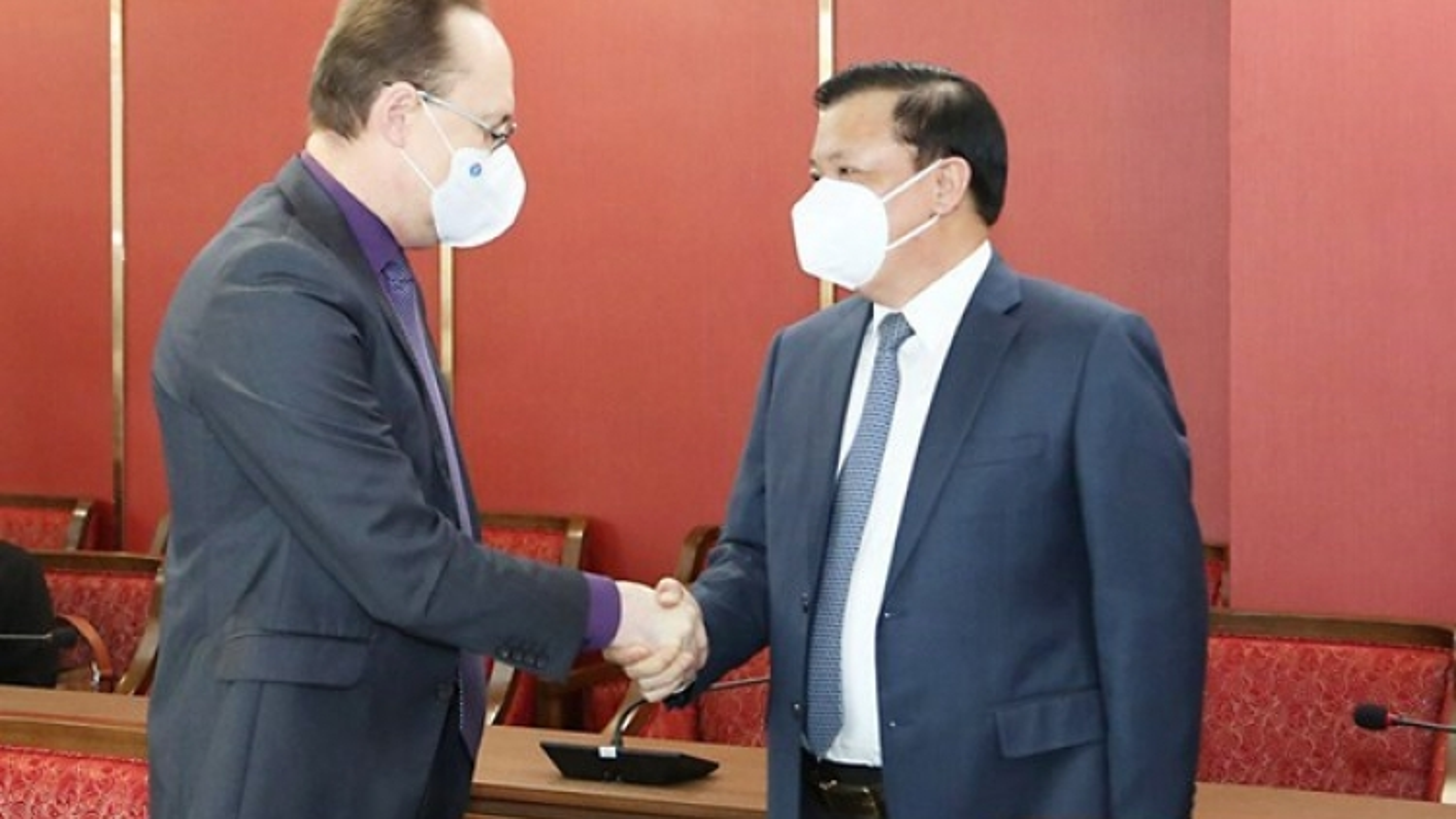 Hanoi prioritises cooperation with Russian localities