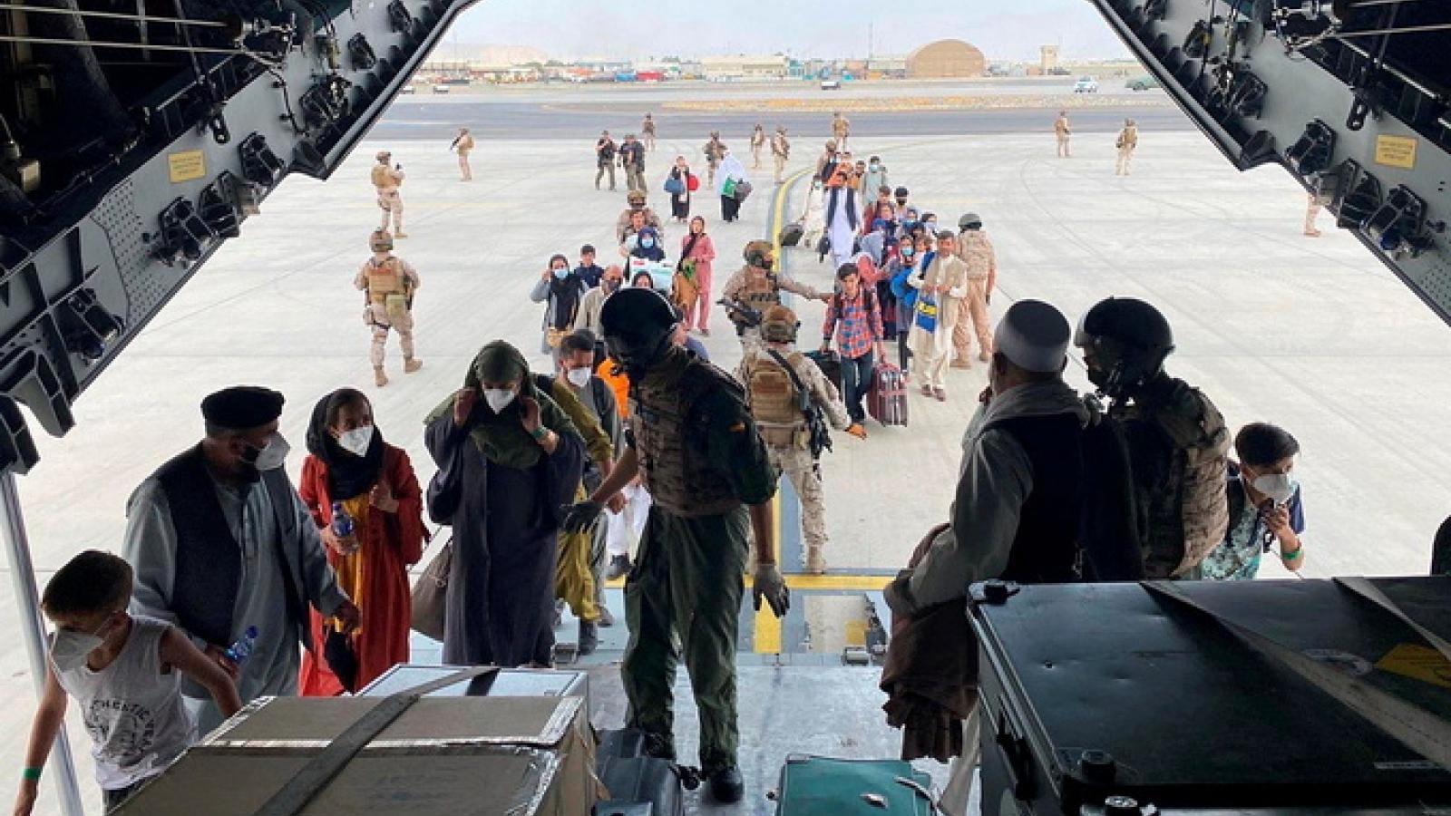 Afghanistan có thể là chất xúc tác cho chính sách di cư chung của EU