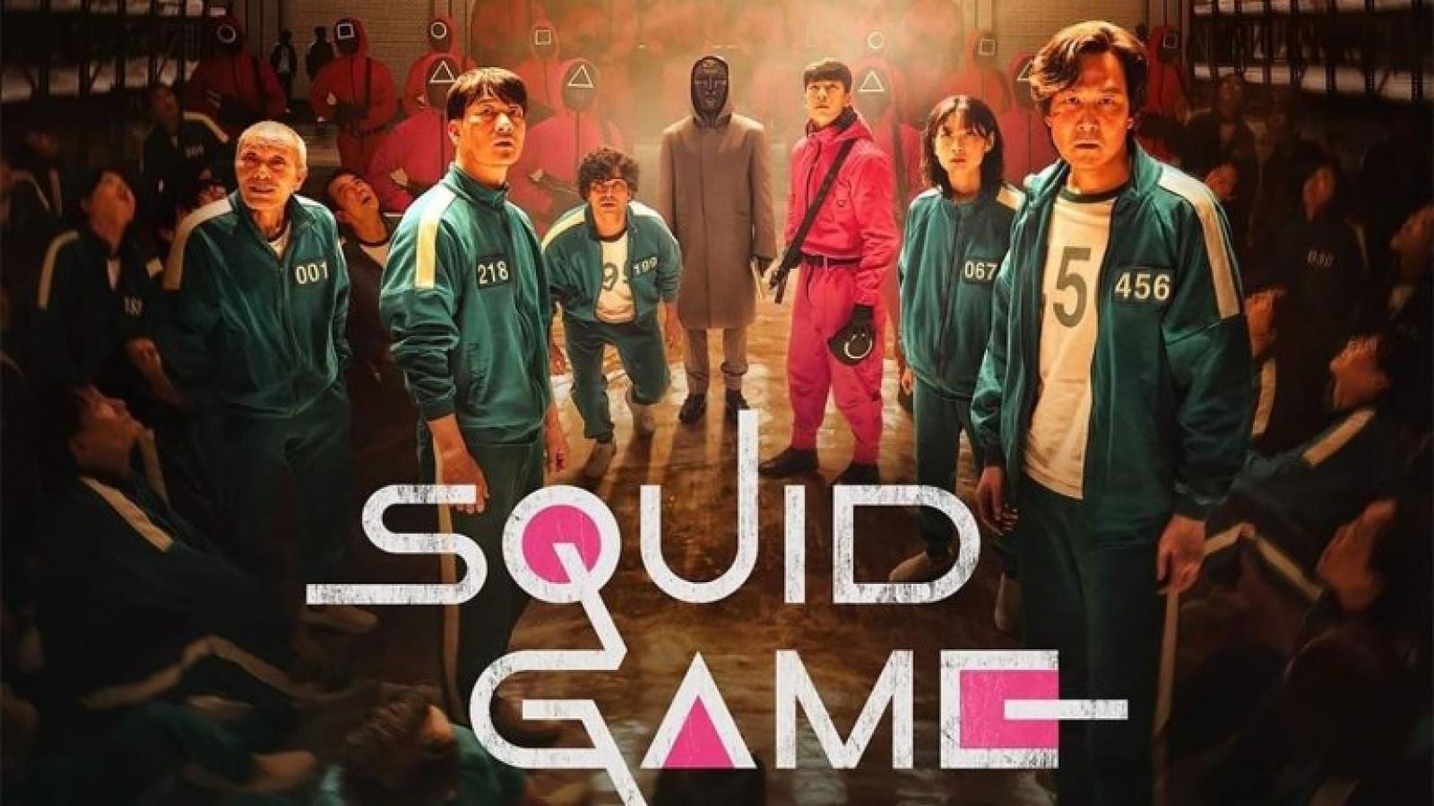 """Cơn sốt """"Squid game"""" chưa có dấu hiệu hạ nhiệt, vượt qua """"Lupin"""" và """"Money Heist"""""""