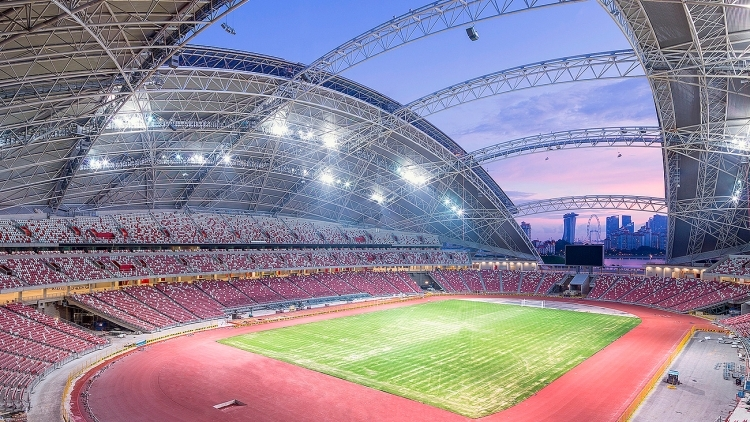 Singapore plays host to 2020 AFF Cup