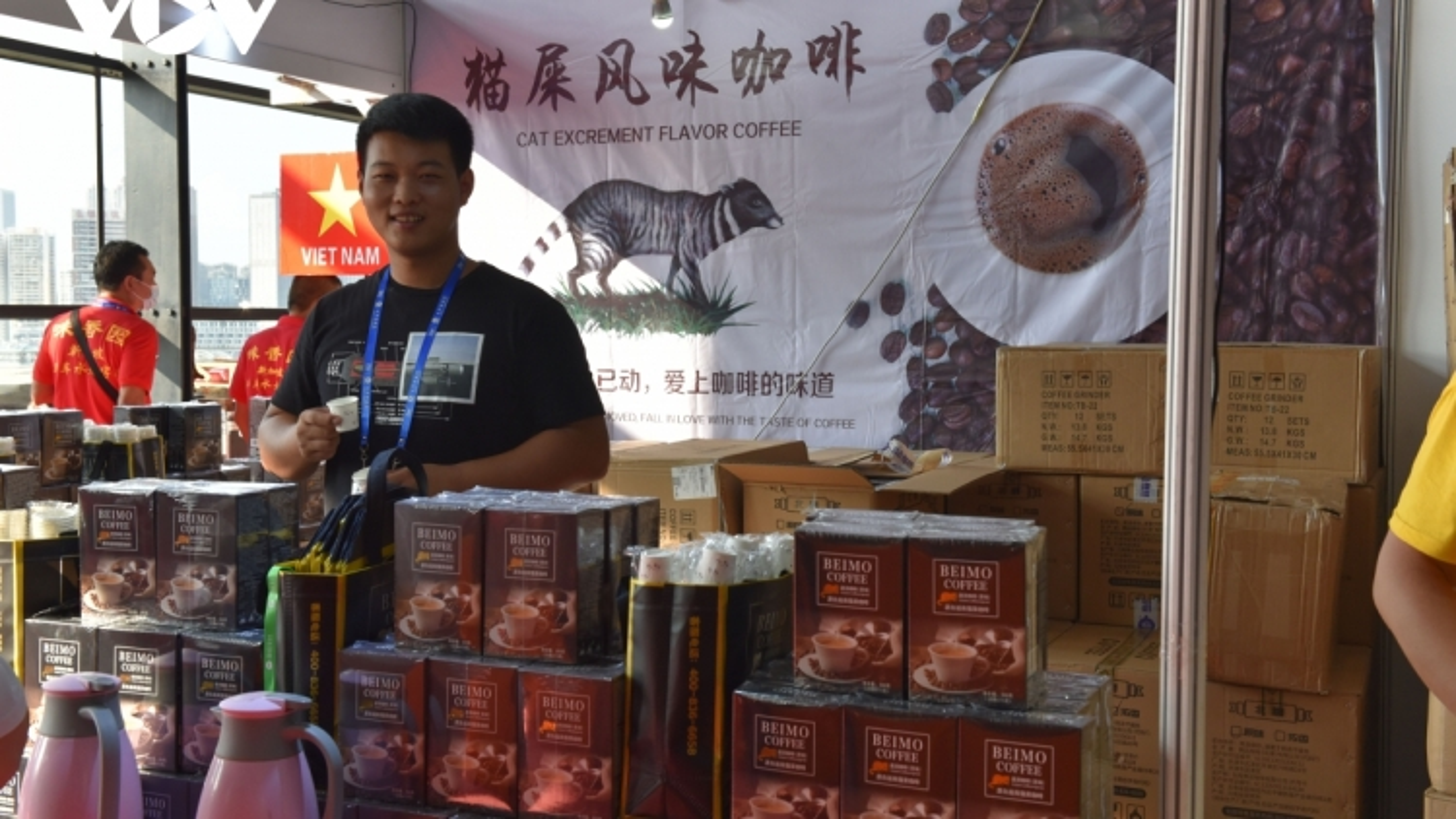 BếmạcHội chợ ASEAN - Trung Quốc lần thứ 18