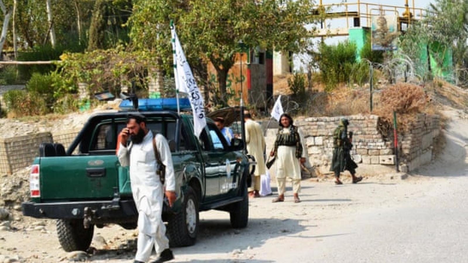 Taliban mở cuộc điều tra về loạt vụ tấn công chết người ở Jalalabad và Kabul