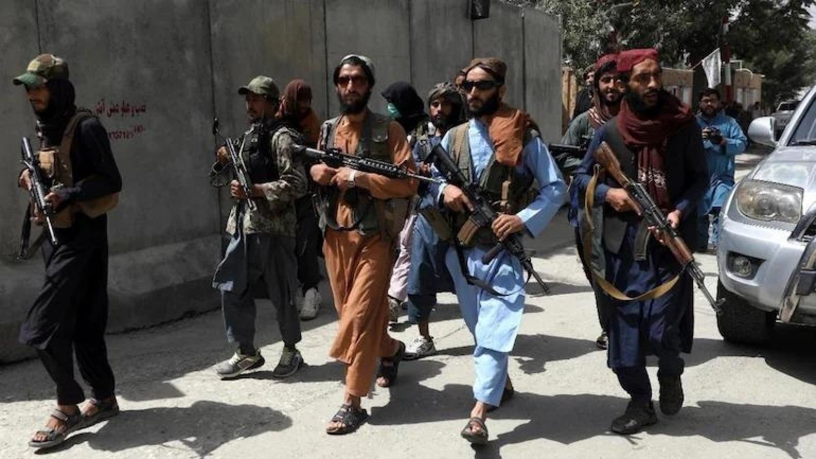 Liệu Ấn Độ và Pakistan có thể hợp tác với chế độ Taliban ở Afghanistan?