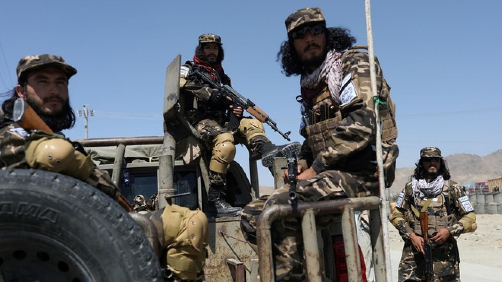 Mỹ chấm dứt hiện diện quân sự tại Afghanistan, Nga lo khủng bố tràn vào Trung Á