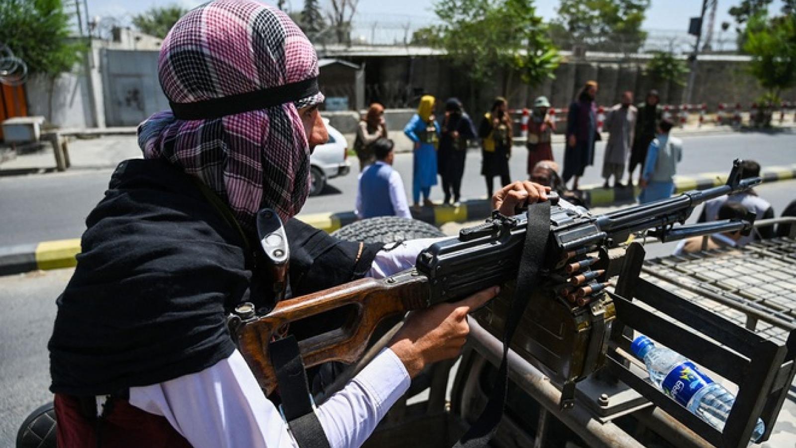 Taliban sẽ không cho phép nữ giới và nam giới làm việc cùng nhau