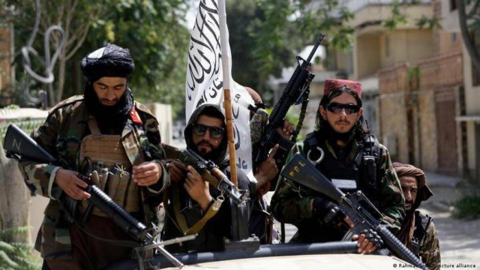 Hiến pháp quân chủ 1964 của Afghanistan quy định những gì?