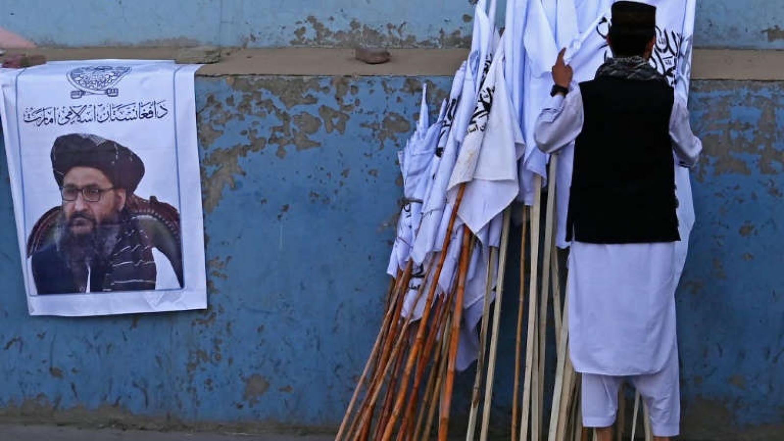 Đấu đá nội bộ đe dọa tương lai của Taliban