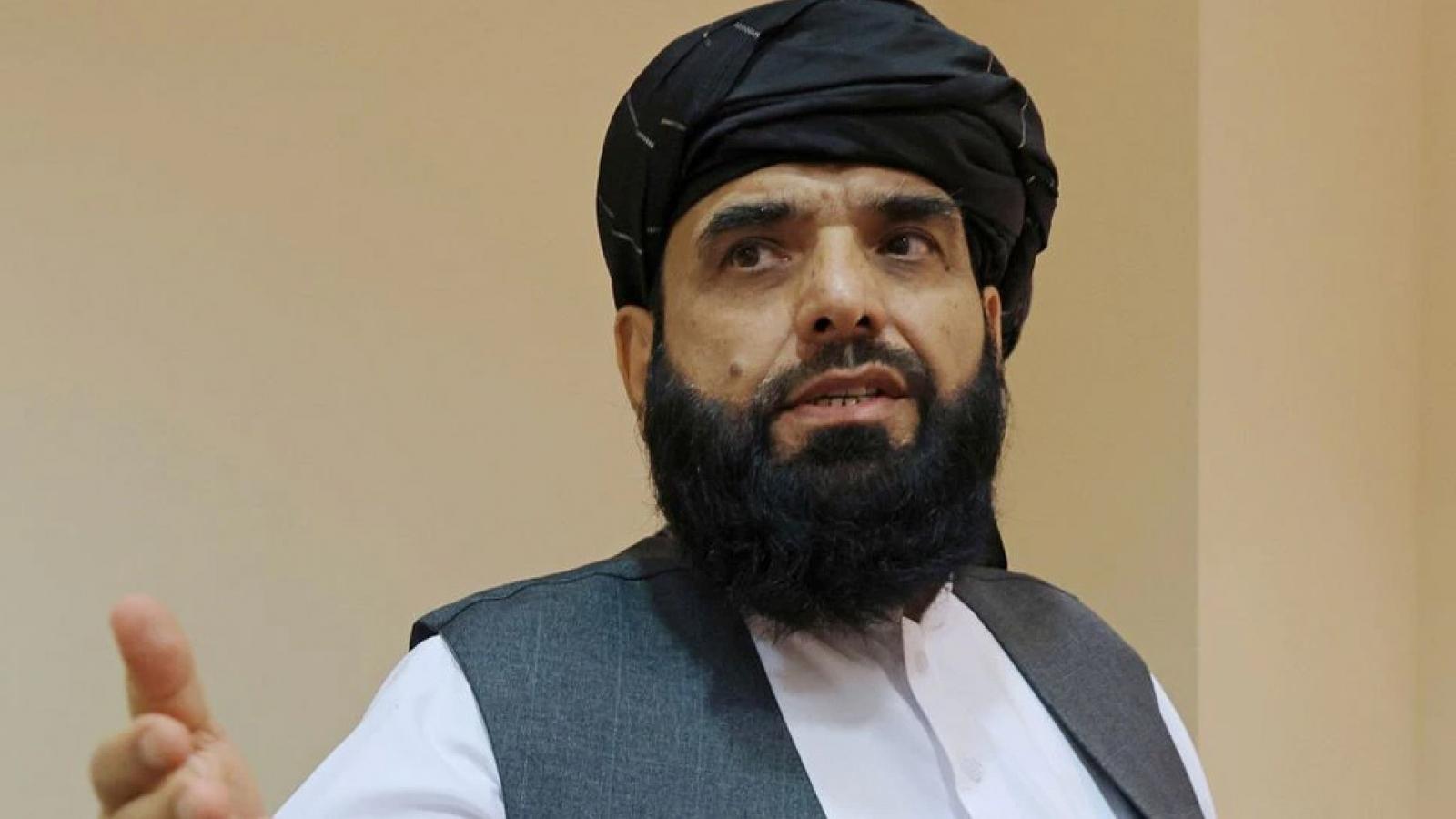 Taliban chỉ định đại sứ, muốn phát biểu tại Liên Hợp Quốc