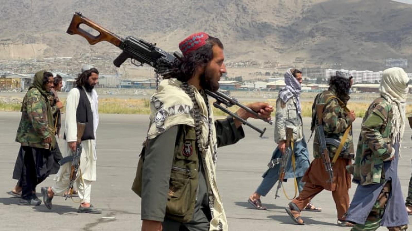 Nguy cơ chủ nghĩa khủng bố gia tăng dưới sự bảo trợ của chính phủ Taliban