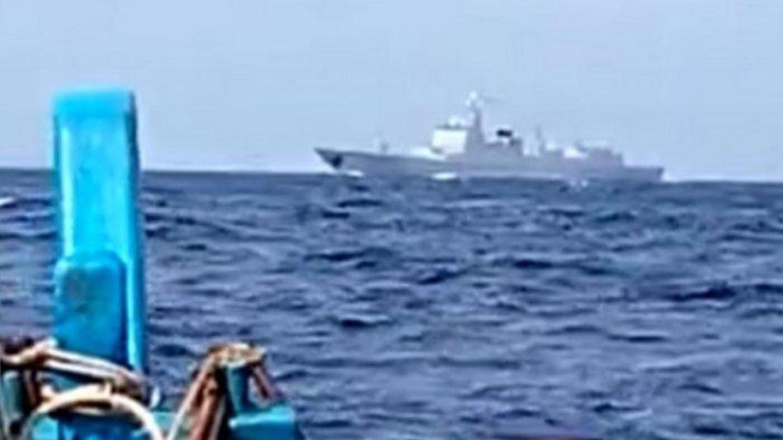 Tố 6 tàu Trung Quốc vi phạm EEZ, Indonesia tuyên bố không khoan nhượng