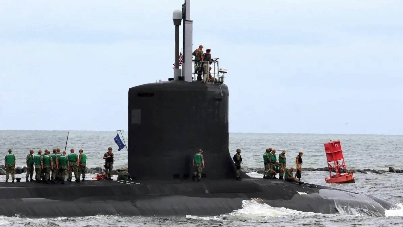 Thỏa thuận tàu ngầm hạt nhân Mỹ-Australia khiến NATO và Pháp rúng động