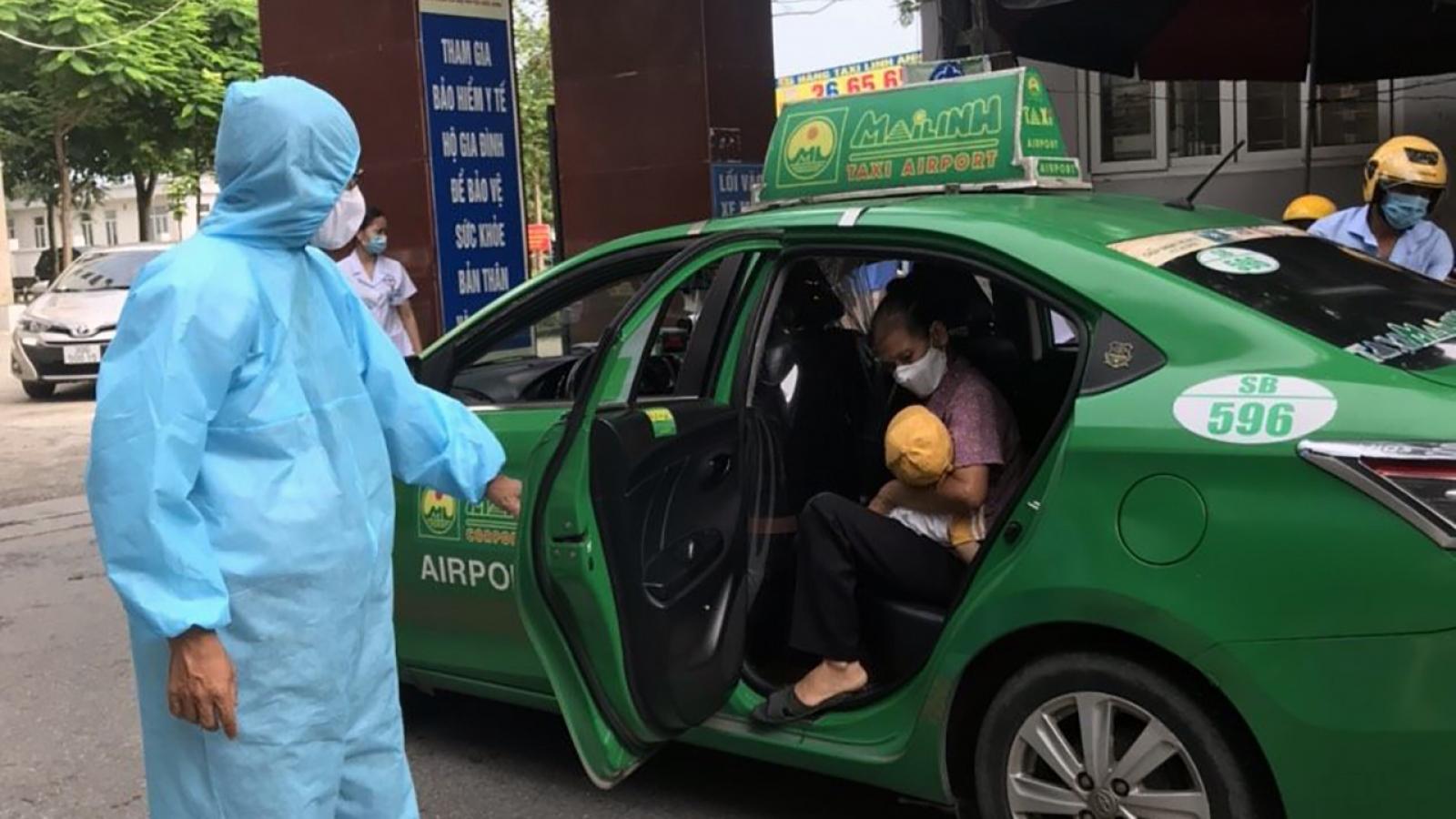 """Tài xế taxi lần đầu đỡ đẻ thành công cho sản phụ: """"Tôi xem đây là trách nhiệm"""""""