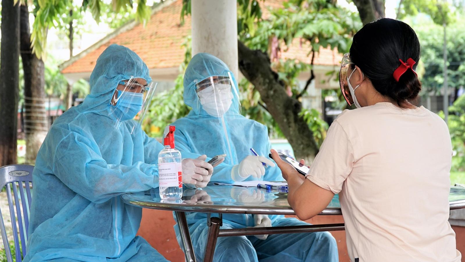 Tây Ninh có hơn 500 ca nghi mắc COVID-19 qua xét nghiệm sàng lọc đợt 2