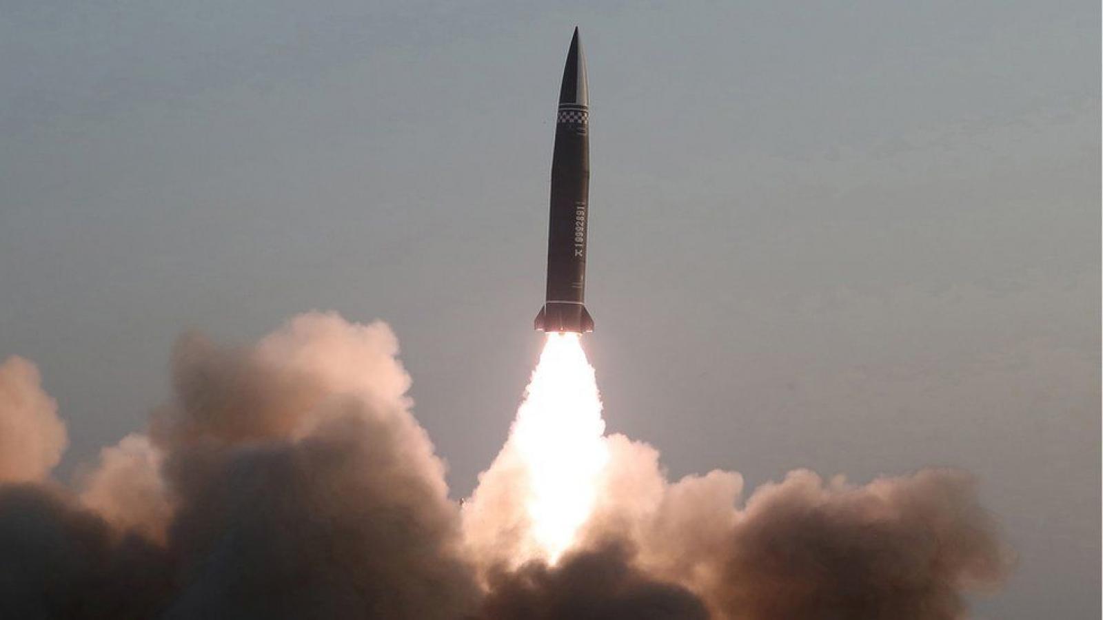 Mỹ theo đuổi chiến lược nào để răn đe chương trình tên lửa mới của Triều Tiên?