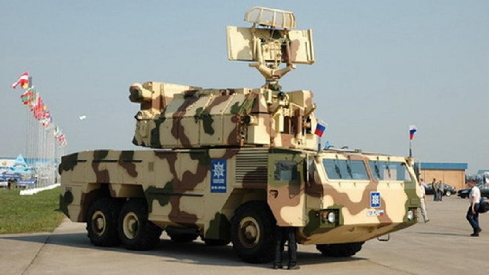 """Nga nâng cấp hệ thống phòng không Tor-M2 thành """"sát thủ"""" diệt UAV"""