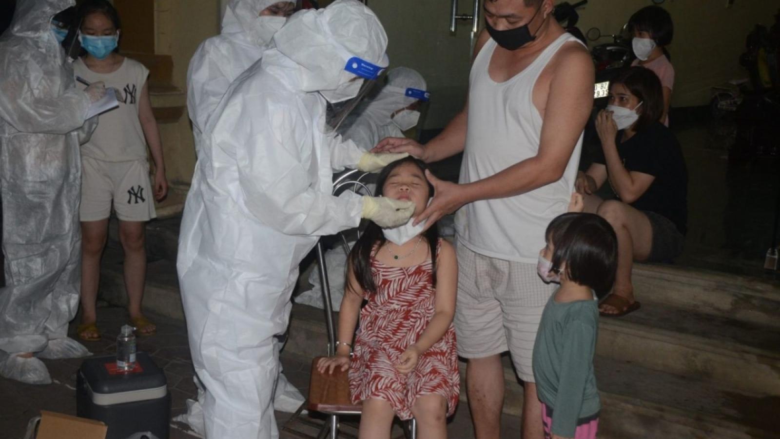 New coronavirus hotspot detected in northern Vietnam