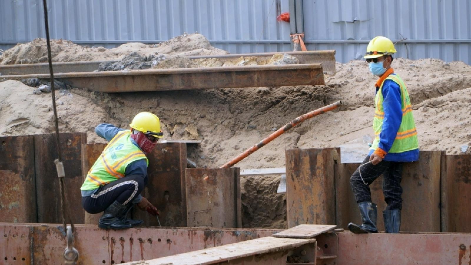 TP.HCM thi công trở lại 25 dự án giao thông trọng điểm